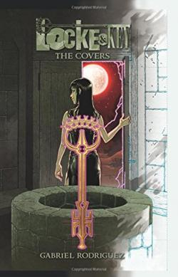 Locke & Key : The Covers of Gabriel Rodriguez, Aug 12, 2014