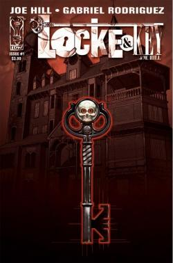 Locke & Key 1: Welcome To Lovecraft, Comic, Feb 20, 2008