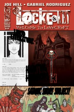 Locke & Key 1: Welcome To Lovecraft, Jan 01, 2009