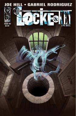 Locke & Key 1: Welcome To Lovecraft, Mar 26, 2008