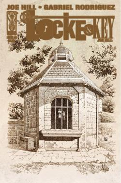 Locke & Key 1: Welcome To Lovecraft, Comic, May 28, 2008