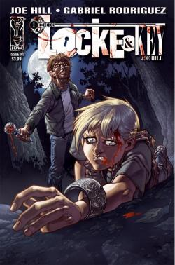 5 von 6, IDW Publishing, Comic, USA, 2008