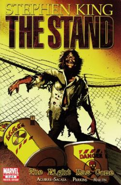 The Stand - Volume 6: The Night Has Come, Comic, 2011
