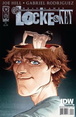 Locke & Key 2: Head Games, Comic, May 20, 2009