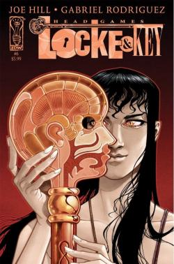 Locke & Key 2: Head Games, Jul 01, 2009