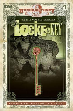 Locke & Key 2: Head Games, May 14, 2009