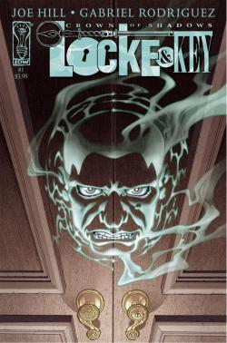 Locke & Key 3: Crown of Shadows, Comic, Nov 11, 2009
