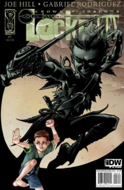 Locke & Key 3: Crown of Shadows, Feb 17, 2010