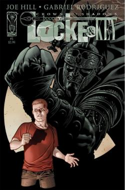 Locke & Key 3: Crown of Shadows, Apr 28, 2010