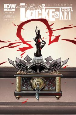 Locke & Key 4: Keys to the Kingdom, Mar 02, 2011
