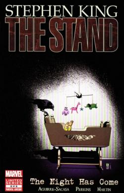 The Stand - Volume 6: The Night Has Come, Comic, 2012
