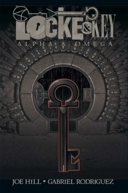 Locke & Key 6: Alpha & Omega, Hardcover, Feb 18, 2014