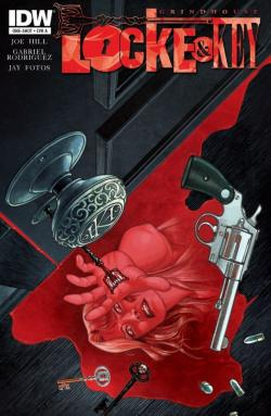 Locke & Key: Grindhouse, Aug 29, 2012