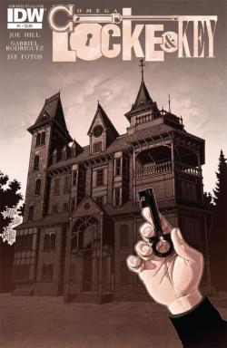 Locke & Key 6: Alpha & Omega, Comic, Nov 14, 2012