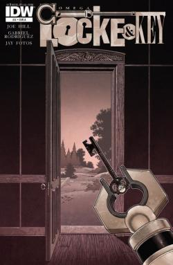 Locke & Key 6: Alpha & Omega, Comic, Dec 19, 2012