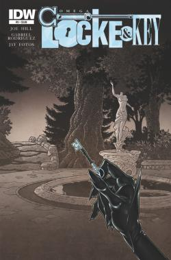 Locke & Key 6: Alpha & Omega, Comic, Feb 20, 2013