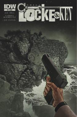 Locke & Key 6: Alpha & Omega, Jun 05, 2013