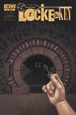 Alpha 1, IDW Publishing, Comic, USA, 2013
