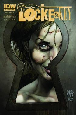 Locke & Key 6: Alpha & Omega, Comic, Dec 18, 2013