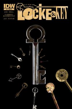 Locke & Key 6: Alpha & Omega, Dec 18, 2013