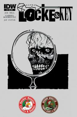 Locke & Key 6: Alpha & Omega, Sep 11, 2013
