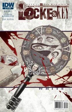 Locke & Key 4: Keys to the Kingdom, Comic, Oct 20, 2010