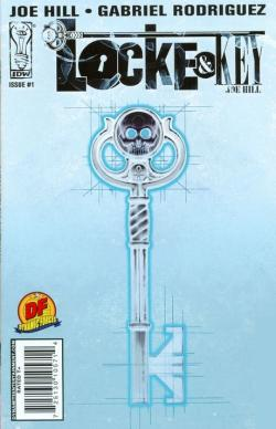 Locke & Key 1: Welcome To Lovecraft, Jul 2008