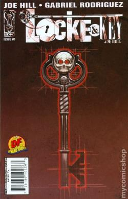 Locke & Key 1: Welcome To Lovecraft, Comic, Jul 2008