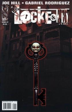 Locke & Key 1: Welcome To Lovecraft, Apr 2008