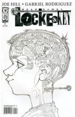 Locke & Key 2: Head Games, Comic, Feb 25, 2009