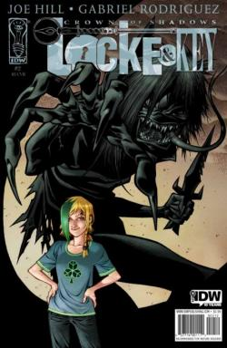 Locke & Key 3: Crown of Shadows, Comic, Dec 16, 2009