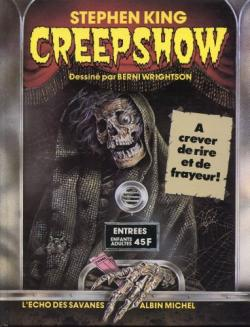 Stephen King's Creepshow, Comic, 1983