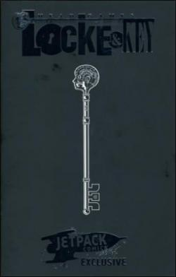 Locke & Key 2: Head Games, Comic, Jan 28, 2009