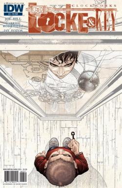 Locke & Key 5: Clockworks, Dec 14, 2011