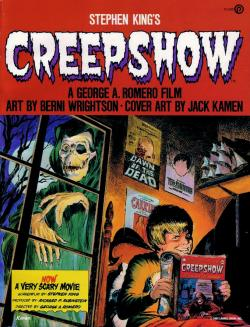 Stephen King's Creepshow, Comic, 1982