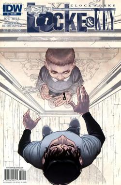 Locke & Key 5: Clockworks, Feb 01, 2012