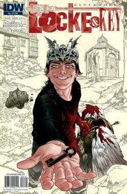 Locke & Key 5: Clockworks, May 16, 2012