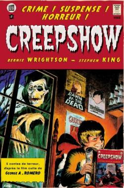 Stephen King's Creepshow, Comic