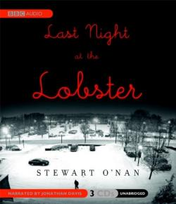 Last Night At The Lobster, Audio Book, Nov 02, 2007