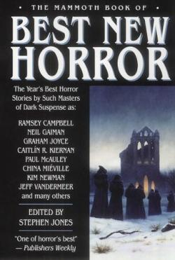The Mammoth Book of Best New Horror 14 , Oct 2003