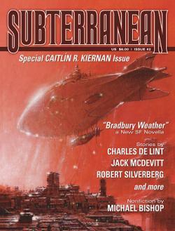 Subterranean, Issue #2, 2005