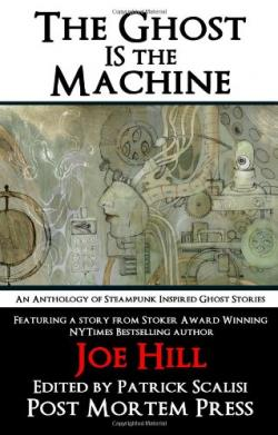 The Ghost IS the Machine, 2012
