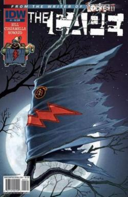 One-Shot, Retailer Incentive Cover Variant, IDW Publishing, Comic, USA, 2011