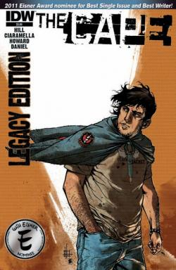 One Shot, Legacy Edition Regular Cover, IDW Publishing, Comic, USA, 2011