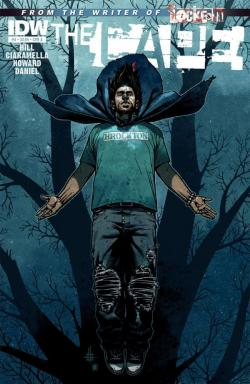 4 von 4, IDW Publishing, Comic, USA, 2012