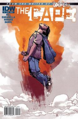 Cover B, 2 von 4, IDW Publishing, Comic, USA, 2011