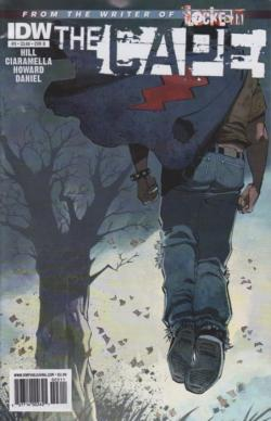 Cover B, 3 von 4, IDW Publishing, Comic, USA, 2011