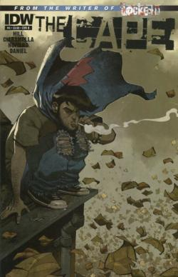 Cover B, 4 von 4, IDW Publishing, Comic, USA, 2012
