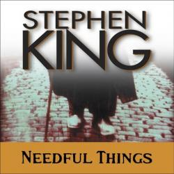 Needful Things, Audio Book, Aug 01, 2008