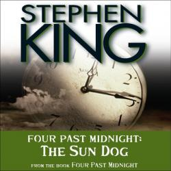 The Sun Dog, Audio Book, Aug 01, 2008
